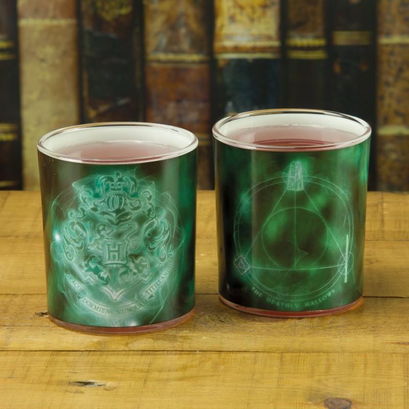 Bicchieri animale patronus dottorgadget - A tavola con harry potter ...