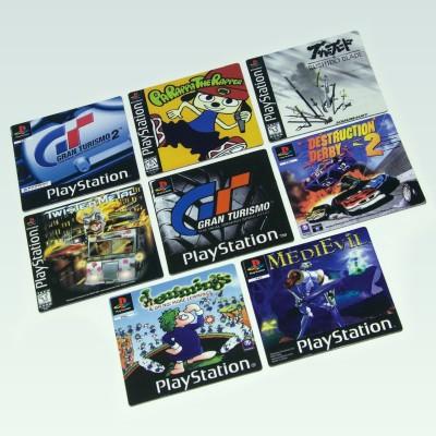 Sottobicchieri giochi PlayStation