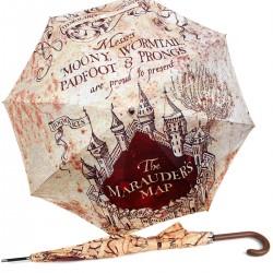 Ombrello Mappa del Malandrino