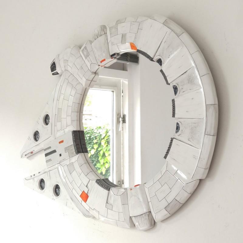 Specchio Millennium Falcon