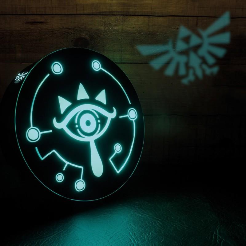 Lampada Sheikah di Zelda