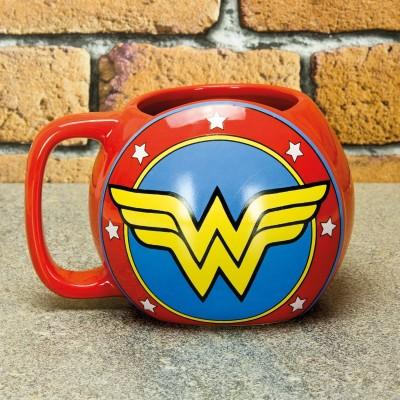 Tazza Scudo Wonder Woman