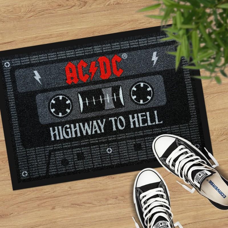 Zerbino Musicassetta AC/DC