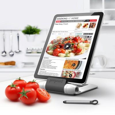Stand da cucina per tablet iPrep