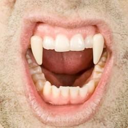 Special FX Fangs: Denti da Vampiro retrattili
