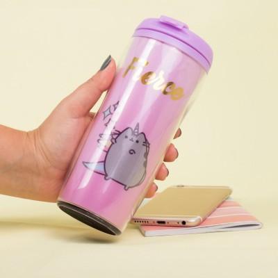 Mug da viaggio Pusheen Cat