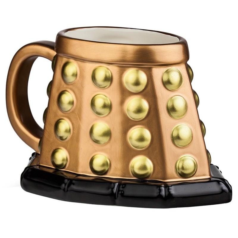 Mug Dalek 3D