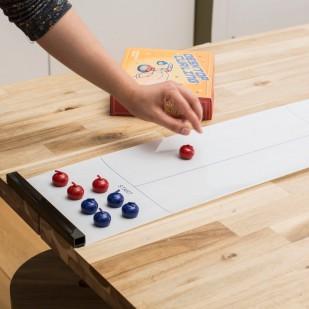 Curling da scrivania