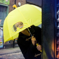 Ombrello Yellow Submarine