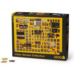 Puzzle Videogame retrò