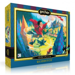 Puzzle Quidditch Harry Potter