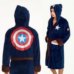 Accappatoio Capitan America per bambini
