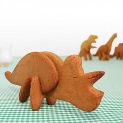 Stampi per biscotti - Dinosauri 3D