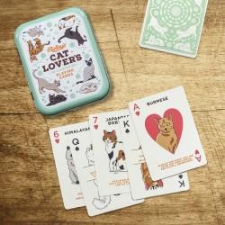 Carte da gioco Gatti