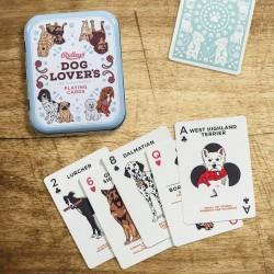 Carte da gioco Cani