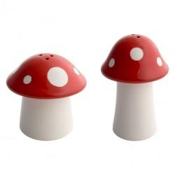 Funghi Sale e pepe