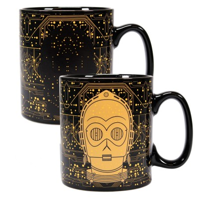 Mug termosensibile C-3PO