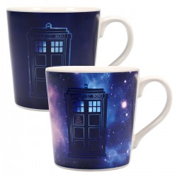 Mug Galaxy termosensibile Doctor Who