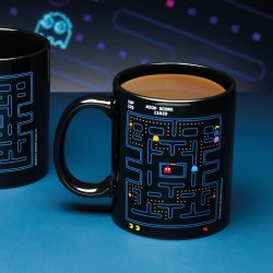 Mug Pac-Man Termosensibile