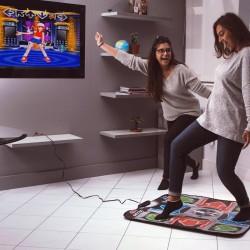Tappeto Retro Dance Console