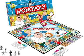 Monopoli dei griffin dottorgadget - Monopoli gioco da tavolo ...
