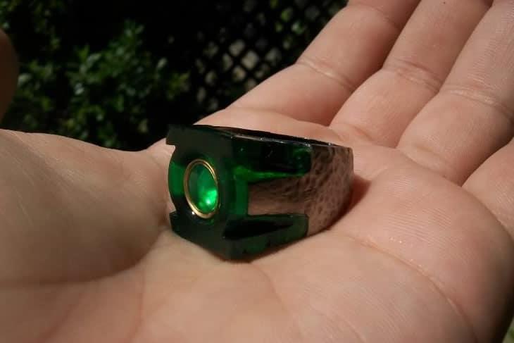 migliori scarpe da ginnastica la più grande selezione di qualità L'anello di Lanterna Verde