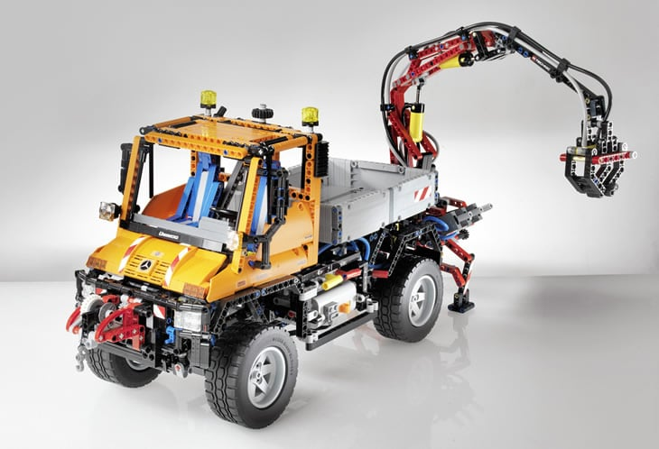 lego technic camion mercedes idea di immagine auto. Black Bedroom Furniture Sets. Home Design Ideas