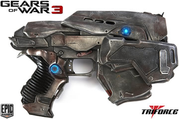 Replica pistola Snub di Gears of War