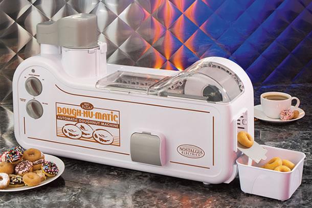 fabbrica di mini ciambelle il gadget per la colazione