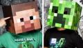 Maschere di Minecraft