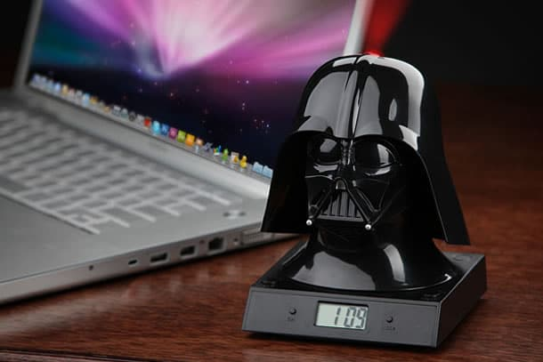 Sveglia di Darth Vader  DottorGadget
