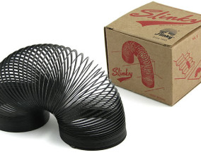 Slinky, la molla magica vintage