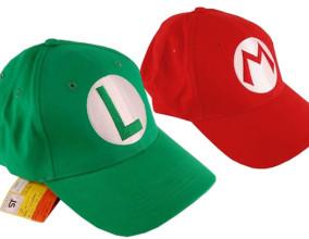 I cappellini da baseball di Super Mario