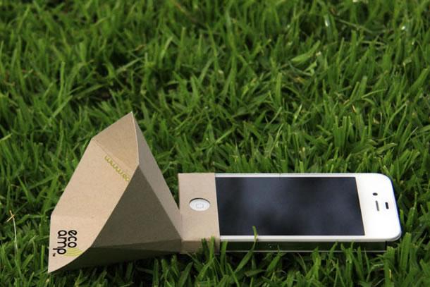 Eco-amp, l'amplificatore ecologico  DottorGadget