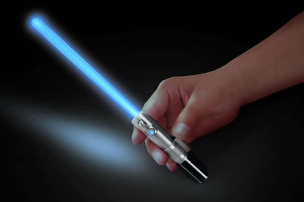 "La spada laser ""scientifica"" di Star Wars"