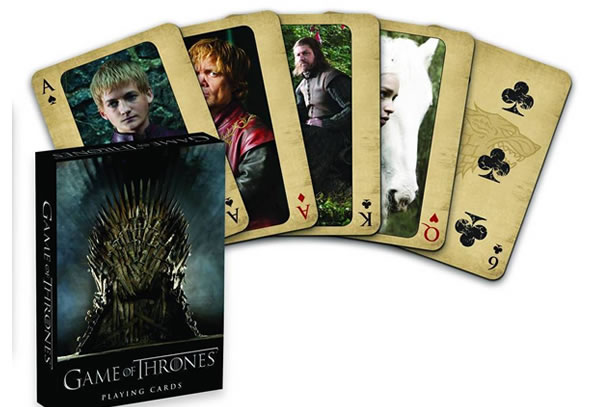 Le carte da gioco di game of thrones dottorgadget - Carte da tavolo poker ...