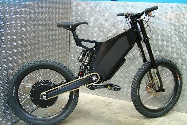 Stealth Bomber Bici O Moto Da Cross