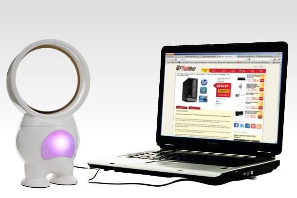 Il robo ventilatore senza pale dottorgadget for Ventilatore refrigerante