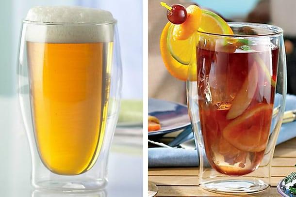 I bicchieri termici da birra dottorgadget for Bicchieri termici