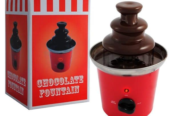 La fontana di cioccolato dottorgadget