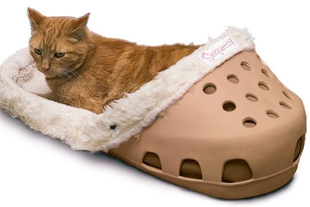 Il letto per animali in stile Crocs  DottorGadget