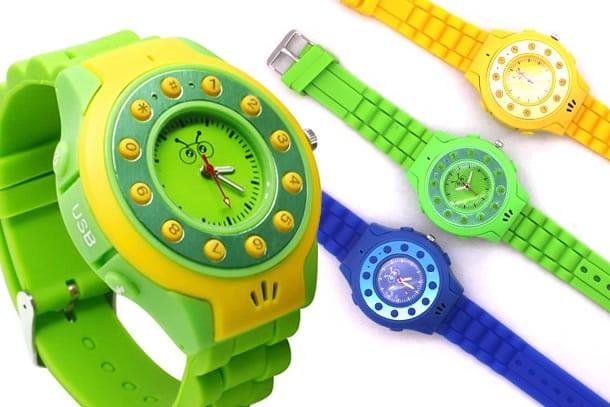 orologi per bimbi