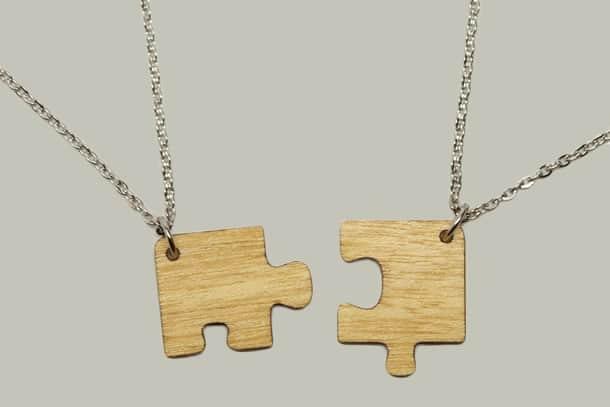 La collana Puzzle