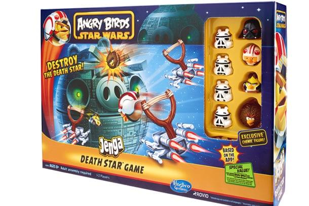 I jenga di angry birds star wars dottorgadget - Angry birds gioco da tavolo istruzioni ...