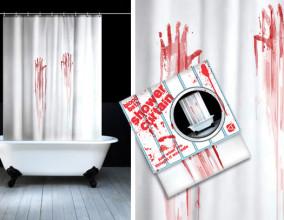 Tenda da doccia Horror