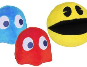 I peluche sonori di Pac-Man