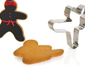 Gli stampi per biscotti Ninja