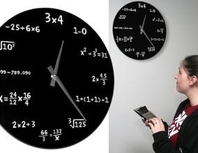 L'orologio per le menti geniali
