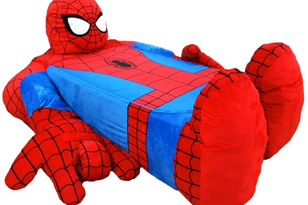 Spider-Man Twin Bed Frame