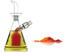 Olio e Aceto da laboratorio